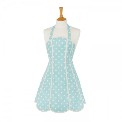 Belle - Kitchen textiles - Alice Panel Apron from dowricks.com