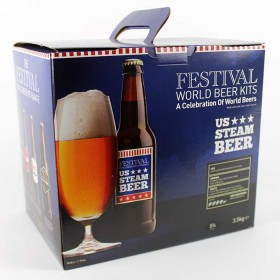 Festival US Steam Beer Kit