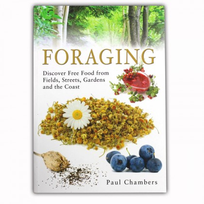 Foraging: Discover Free Food from Fields, Streets, Gardens and the Coast from dowricks.com