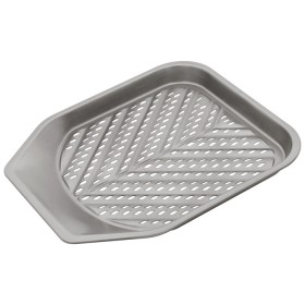 Judge Bakeware, Perforated Chip Tray, 28 x 28 x 2.5cm, (10¾ x 11inch x 1inch)