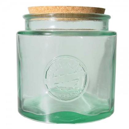 San Miguel - 2.3 litre Jar with Cork Stopper - Authentic from dowricks.com