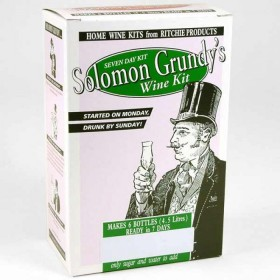 Solomon Grundy Fruit - Black Cherry