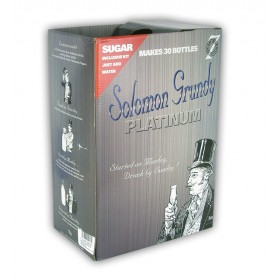 Solomon Grundy Platinum Pinot Grigio 30 Bottle Wine kit