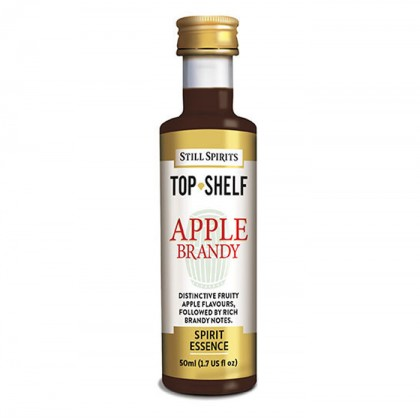 Still Spirits - Top Shelf Apple Brandy from dowricks.com