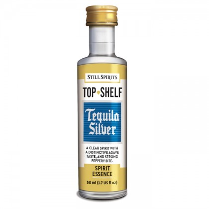 Still Spirits - Top Shelf  Tequila Silver from dowricks.com