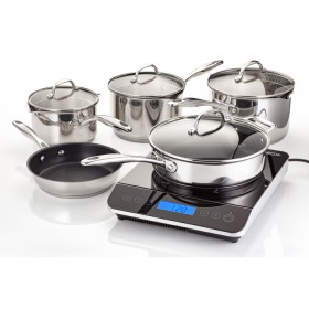 Stellar 7000, Draining 5 Piece Saucepan Set