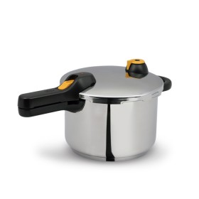 Silampos Speciality Cookware, 24cm Pressure Cooker, 6 Litre