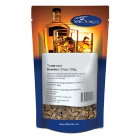 Still Spirits Tennesse Bourbon Chunks 100g