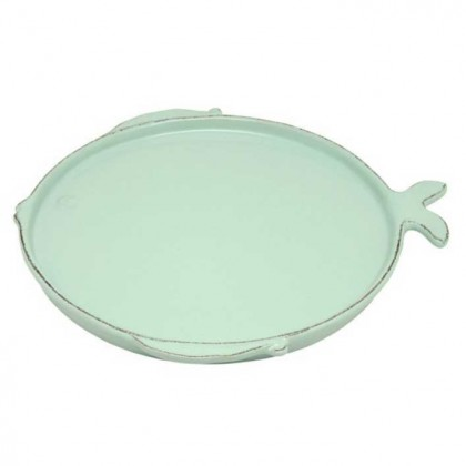 Virginia Casa - 16 cm plate aqua marina from dowricks.com