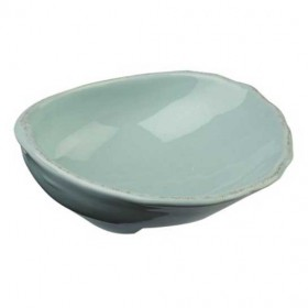 Virginia Casa - 18 cm shell soup bowl aqua marina