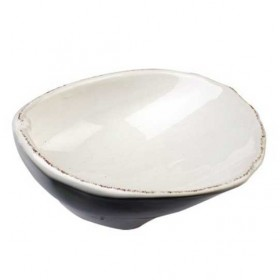 Virginia Casa - 18 cm shell soup bowl bianco marina