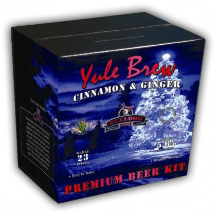 Yule Brew Cinnamon and Ginger from dowricks.com