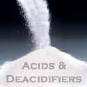 Acids & Deacidifiers
