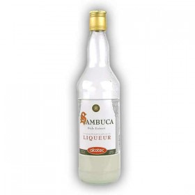 Alcotec Top Up - Sambuca