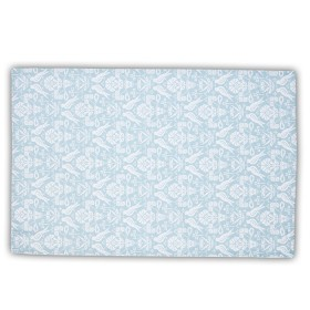 Belle - Quality 'English made' kitchen textiles - tea towel blue bird crisp and dene
