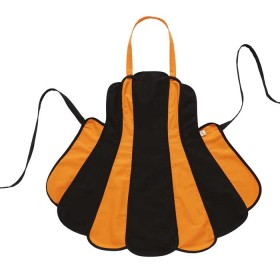 Belle - Quality 'English made' kitchen textiles - halloween panelled apron