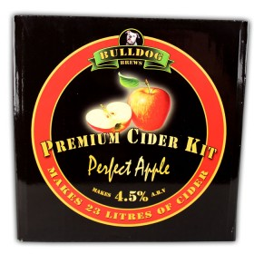 Bulldog Brew Perfect Apple Cider