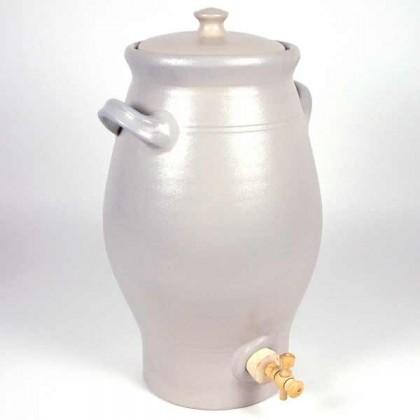 Ceramic Vinegar Cask - 5 litres from dowricks.com