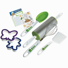 Crisp tools for healthy eating - 6 piece cookie kit curious chef