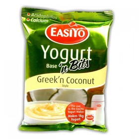 Easiyo Premium Yogurt Base in Greek n Coconut