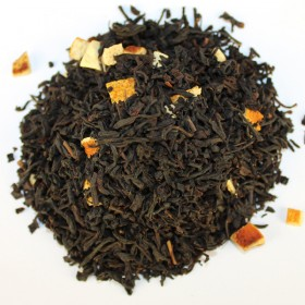 Flavoured black Tea Orange with Peel 100 grams