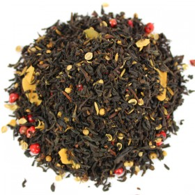 Peach Flavoured Green & Half Fermented tea Royal Star 100 gram