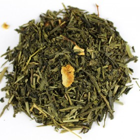 Flavoured Sencha Tea Lemon 100 g