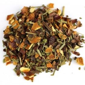 Herb tea blend Cocoa / Orange 100 gram