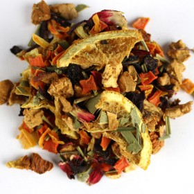Herb tea blend Orange / Grapefruit 100 gram