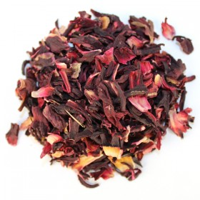 Hibiscus Flowers Cut 100 gram