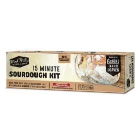 Mad Millie 15 minute sour dough kit