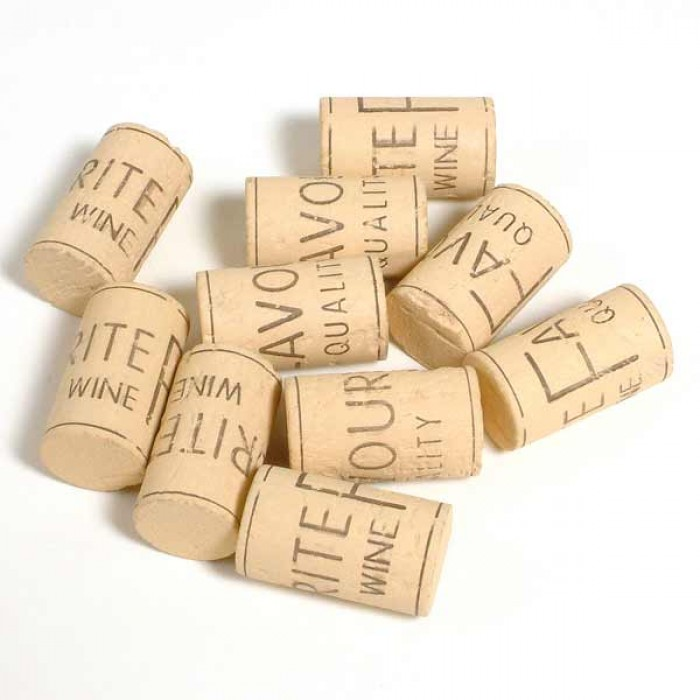 Natural Corks 50 Pieces Supplied By Dowricks Goodlife