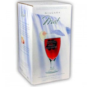 Niagara Mist - Wildberry White Zinfandel