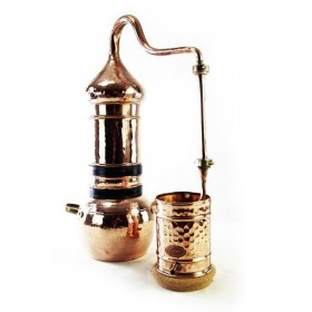 Pure Copper still 5 liters