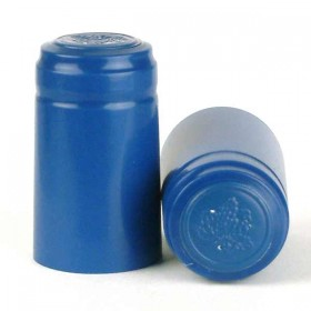 Shrink Capsules - Blue