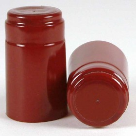 Shrink Capsules - Dark Red