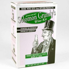 Solomon Grundy Fruit - Elderflower