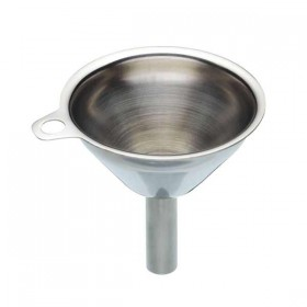 Stainless steel 5.5cm mini funnel