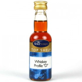 Still Spirits Whiskey Profile D