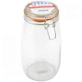 Tala lever arm storage jar - 1500 ml ( 3 3/4 lb )
