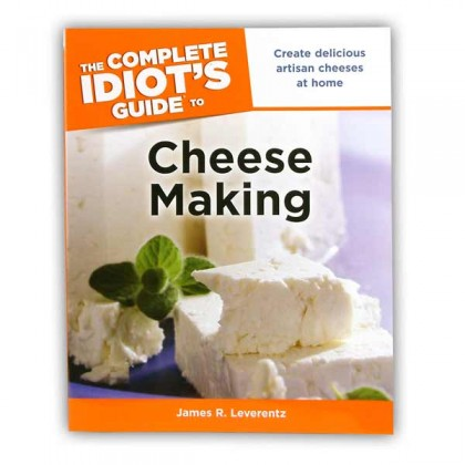 The Complete Idiots Guide to Cheese Making from dowricks.com