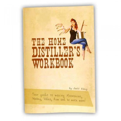 The Home Distillers Workbook from dowricks.com