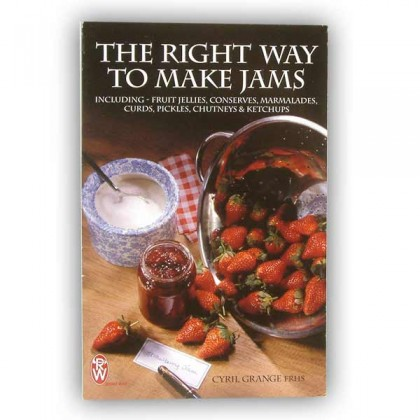 The Right Way to Make Jams from dowricks.com