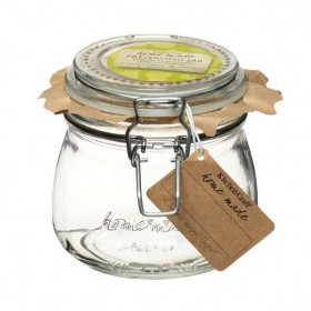 Traditional glass preserving jar - 500ml (18oz)