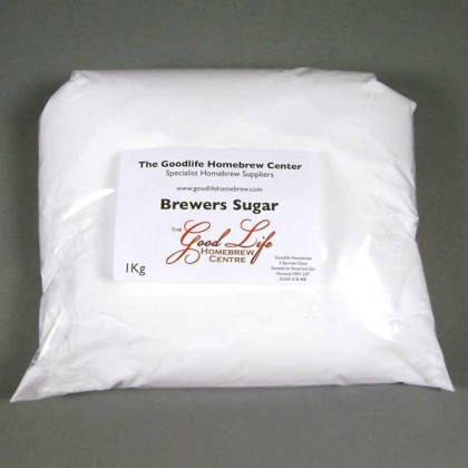 Winemaking and Brewing Sugar - Dextrose - 1kg from dowricks.com