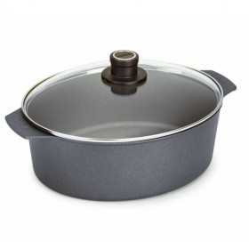 Woll - The toughest non stick cookware - roaster with lid 31 x 26 cm diamond lite d11 cm