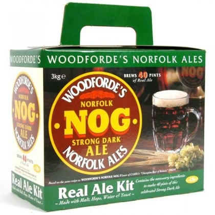 Woodfordes Norfolk Nog from dowricks.com